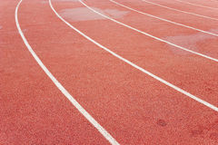 Racing track Royalty Free Stock Images