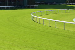 Racing Track. Racecourse Racing Track in Hong Kong Stock Images