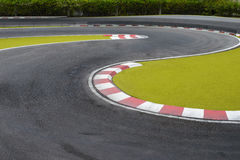 Racing Track Stock Images