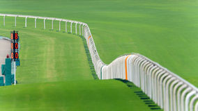 Racing Track Royalty Free Stock Photos