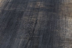 Racing track tire marks Royalty Free Stock Image
