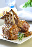 Rack of Lamb Stock Image