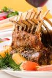 Rack of Lamb Stock Image