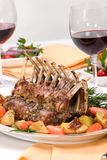 Rack of Lamb Royalty Free Stock Photography