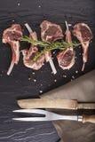 Rack of lamb Royalty Free Stock Photography