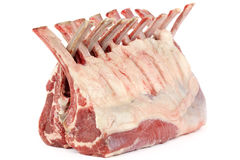 Rack Of Lamb Royalty Free Stock Photos
