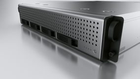 Rack server Royalty Free Stock Photo