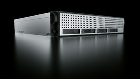 Rack server Royalty Free Stock Image