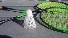 Racket för tennis Royaltyfri Bild