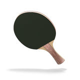 Racket ping-pong table Royalty Free Stock Image