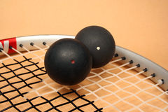 Racket squash Stock Photo