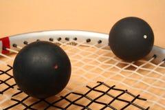Racket squash Royalty Free Stock Image
