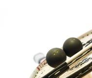 Racket squash Royalty Free Stock Images