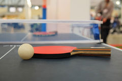Racket for tennis Royalty Free Stock Photography