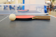 Racket for tennis Royalty Free Stock Photos