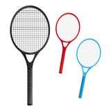 Racket vector Stock Photos