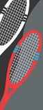 Rackets Royalty Free Stock Image