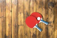 Rackets Royalty Free Stock Photo