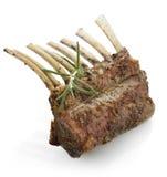 Racks Of Roasted Lamb Ribs Stock Photography