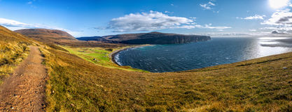 Rackwick bay, Isle of Hoy, Orkney islands Royalty Free Stock Image