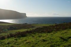 Rackwick fjärd, ö av hoyen, Orkney öar Fotografering för Bildbyråer