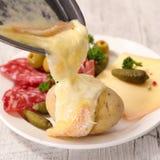 Raclette photos libres de droits