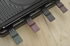 Raclettemachine Royalty-vrije Stock Foto