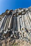 Racos-Basaltsäulen Lizenzfreie Stockfotografie