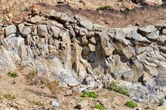 Racos-Basaltsäulen Lizenzfreie Stockbilder