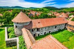 Racos, Bethlen Castle - Transylvania, Romania Royalty Free Stock Image