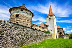 Racos, Bethlen Castle - Transylvania, Romania Royalty Free Stock Photography