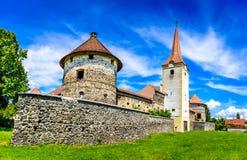 Racos, castillo de Bethlen - Transilvania, Rumania fotos de archivo