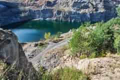 Racos-Smaragdsee Lizenzfreies Stockfoto