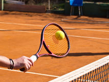 Racquet Royalty Free Stock Photography
