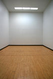 Racquet Ball Court. Open Court for playing royalty free stock photography