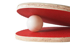 Racquet tennis Stock Image