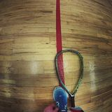 Racquetball. Shot with my gopro Royalty Free Stock Photos