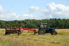 Tractor Imagen de archivo libre de regalías