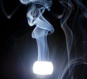 racy dym obraz stock