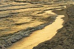 racy słońca woda Zdjęcie Royalty Free