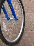 Rad eines Fahrrades lizenzfreie stockbilder