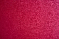 Rad leather texture Royalty Free Stock Photo