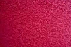 Rad leather texture Royalty Free Stock Photo