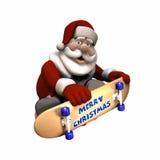 Rad Santa 1 royalty free stock images