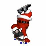 Rad Santa 4 Royalty Free Stock Image