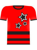 Rad shirt Stock Images