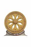 Rad von Dharma in Thailand Lizenzfreies Stockfoto