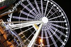 Rad von Manchester Lizenzfreies Stockfoto