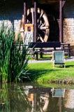 Rad von waterill Stockfotografie