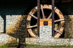 Rad von waterill Stockfoto